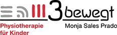 Physiotherapie 3bewegt Logo